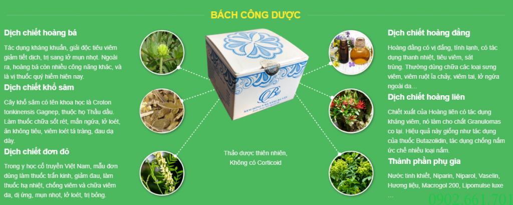 Thanh Phan Kem Da Nang Ba Van
